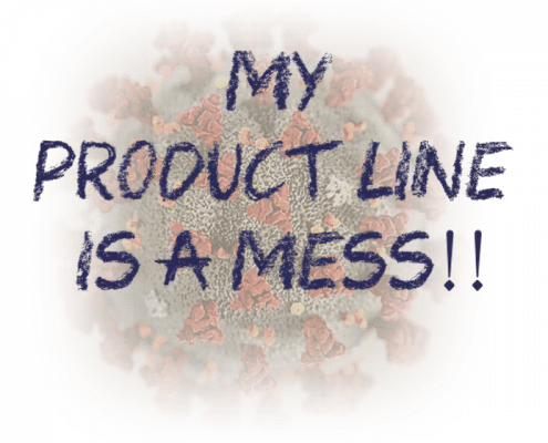 Product Line Mess