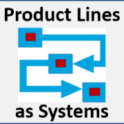 Product Lines As Systems