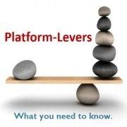 Platform-Lever
