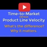 Time-to-Market and Product Line Velocity