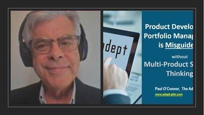 On Demand Webinar - Multi Product Thinking